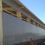 دیوار و حفاظ با ورق-008