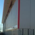 دیوار و حفاظ با ورق-011
