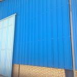 دیوار و حفاظ با ورق-017