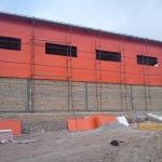 دیوار و حفاظ با ورق-021