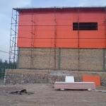 دیوار و حفاظ با ورق-022